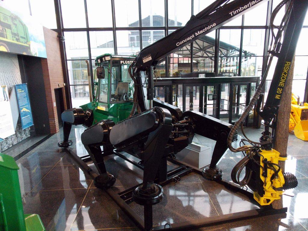 Forstmaschine