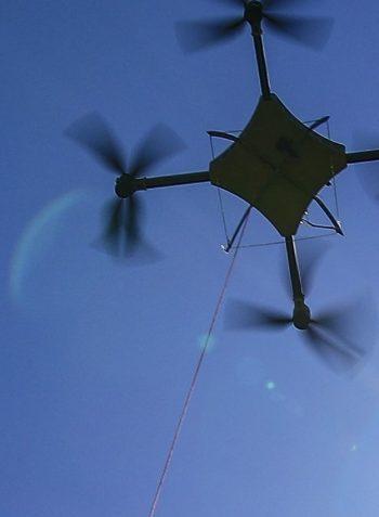 Bundesforste testen Drohnen für Aufforstungen